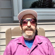 man over 60 from Maine