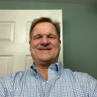 Masculine man over 60 from Florida