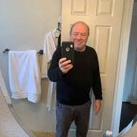 man over 60 from New York