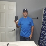 Masculine mature man over 60 from from Pennsylvania